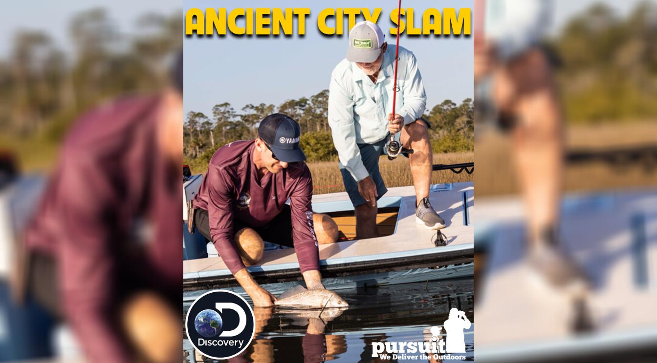 Catch Sportsman's Adventures 2021 Episode 2 – Ancient City Slam