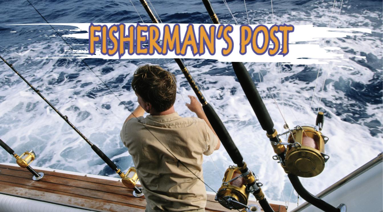 Liquid Fire Fishing Team Presenting at Fisherman's Post Saltwater Fishing Schools!