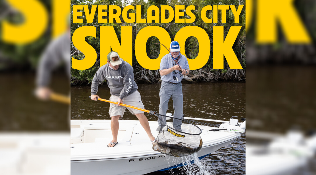 Sportsman's Adventures 2021 Episode 5 – Everglades City Snook