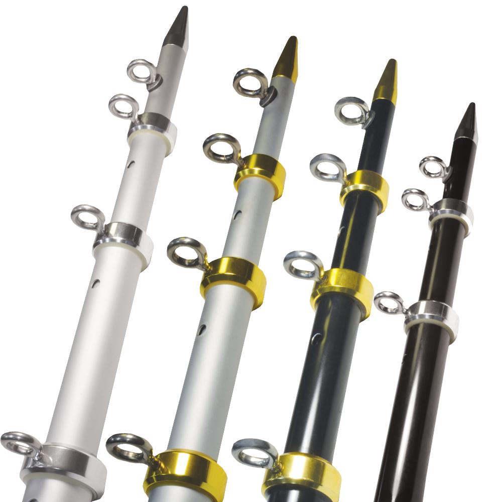 TACO Aluminum Tele-Outrigger Poles Image 1