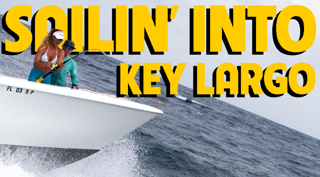 Sportsman's Adventures 2021 Episode 6 – Sailin' Into Key Largo