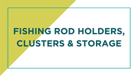 Fishing Rod Holders, Clusters & Storage by TACO Marine