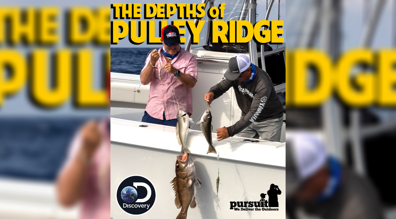 Sportsman's Adventures 2021 Episode 9 — The Depths of Pulley Ridge
