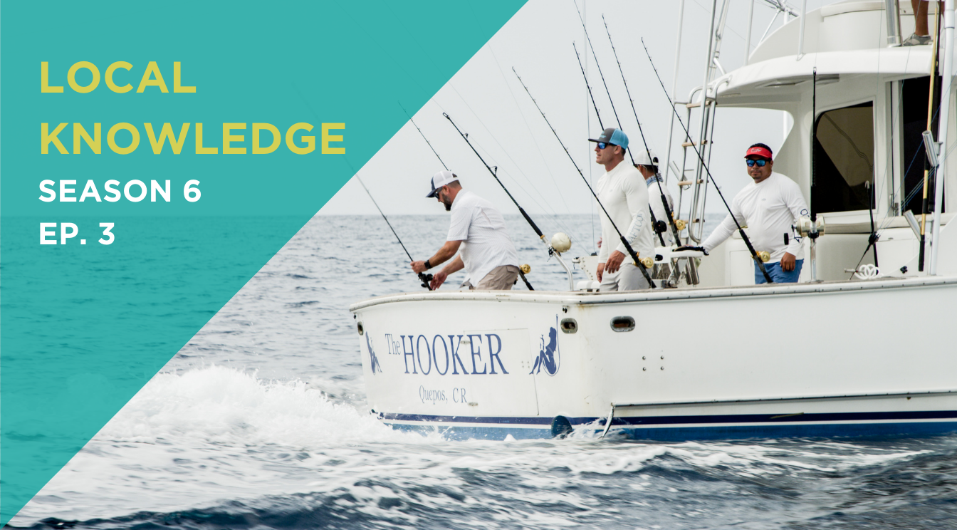 Local Knowledge 2021 Episode 3 – If This Boat Could Talk