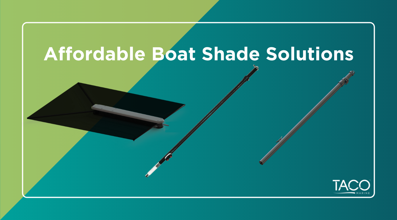 Affordable, Practical Boat Shade Solutions