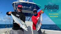 Florida Sport Fishing TV Episode 2 – Mackerel Mayhem