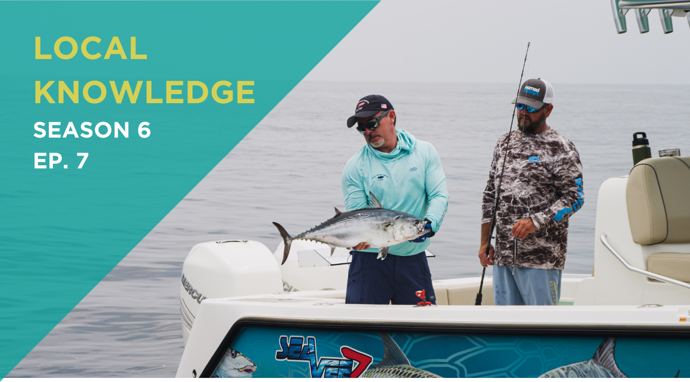 Local Knowledge 2021 Episode 7 – Shrimp Boats and New Boats