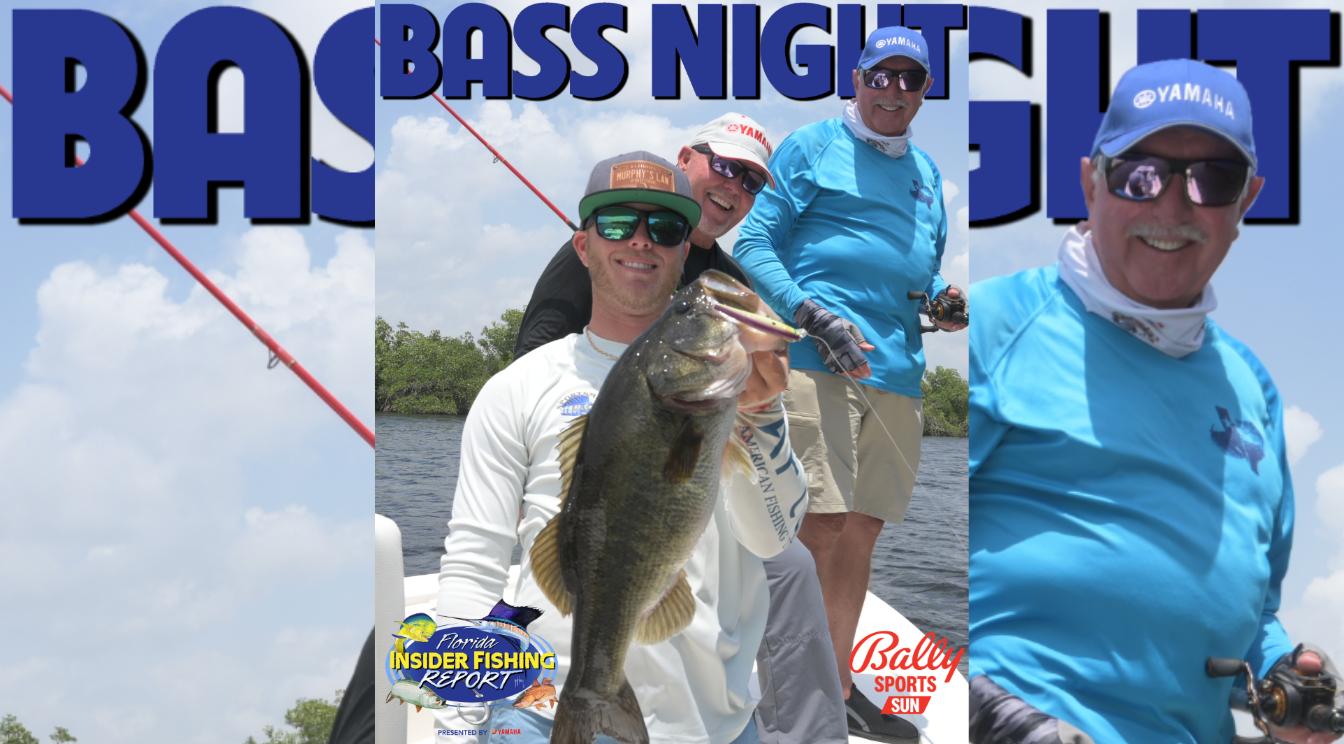 2021 Florida Insider Fishing Report Episode 22 – Bass Night