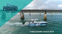 Florida Sport Fishing TV Episode 5 – 7-Mile Shark Quick Bite
