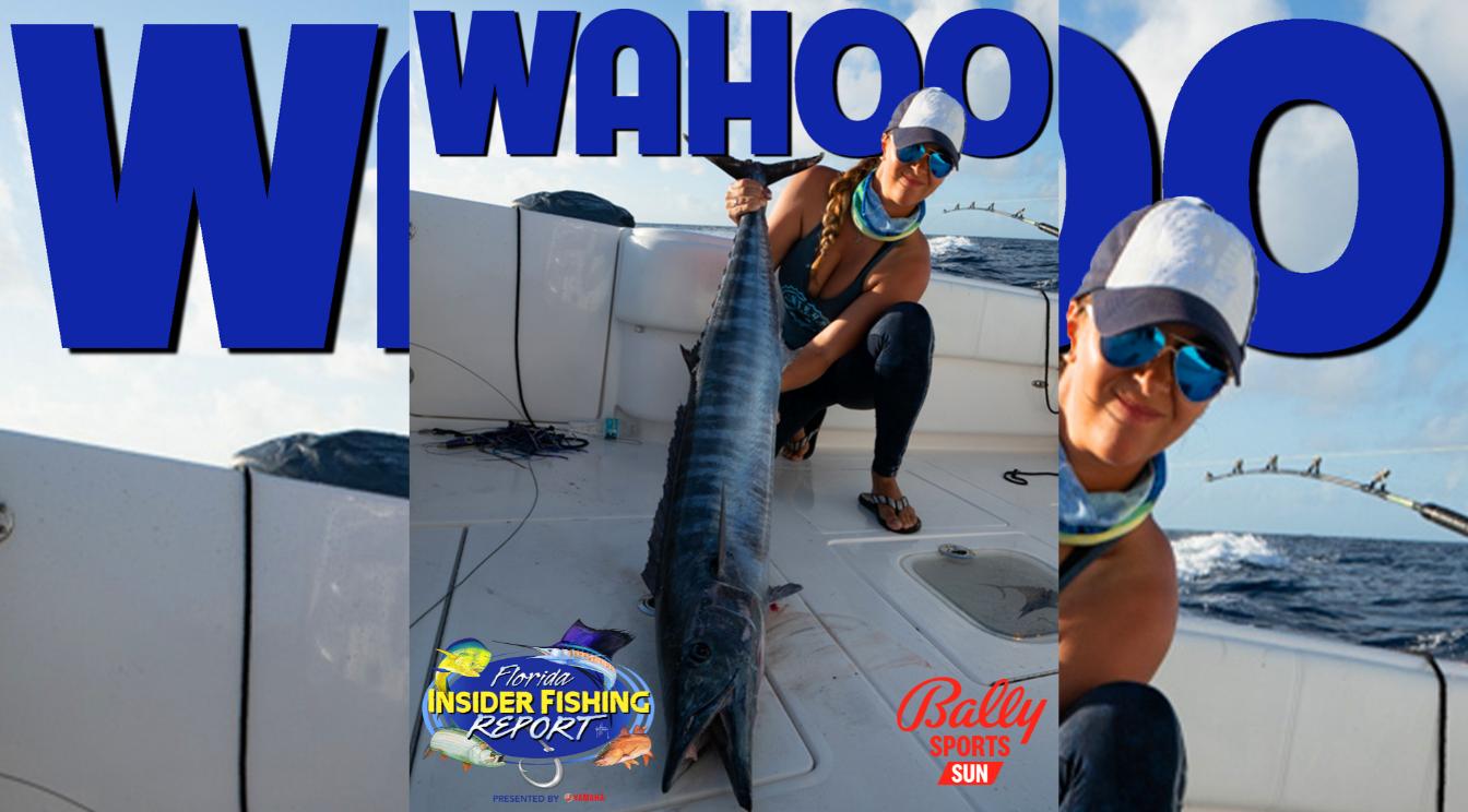2021 Florida Insider Fishing Report Episode 24 – Wahoo