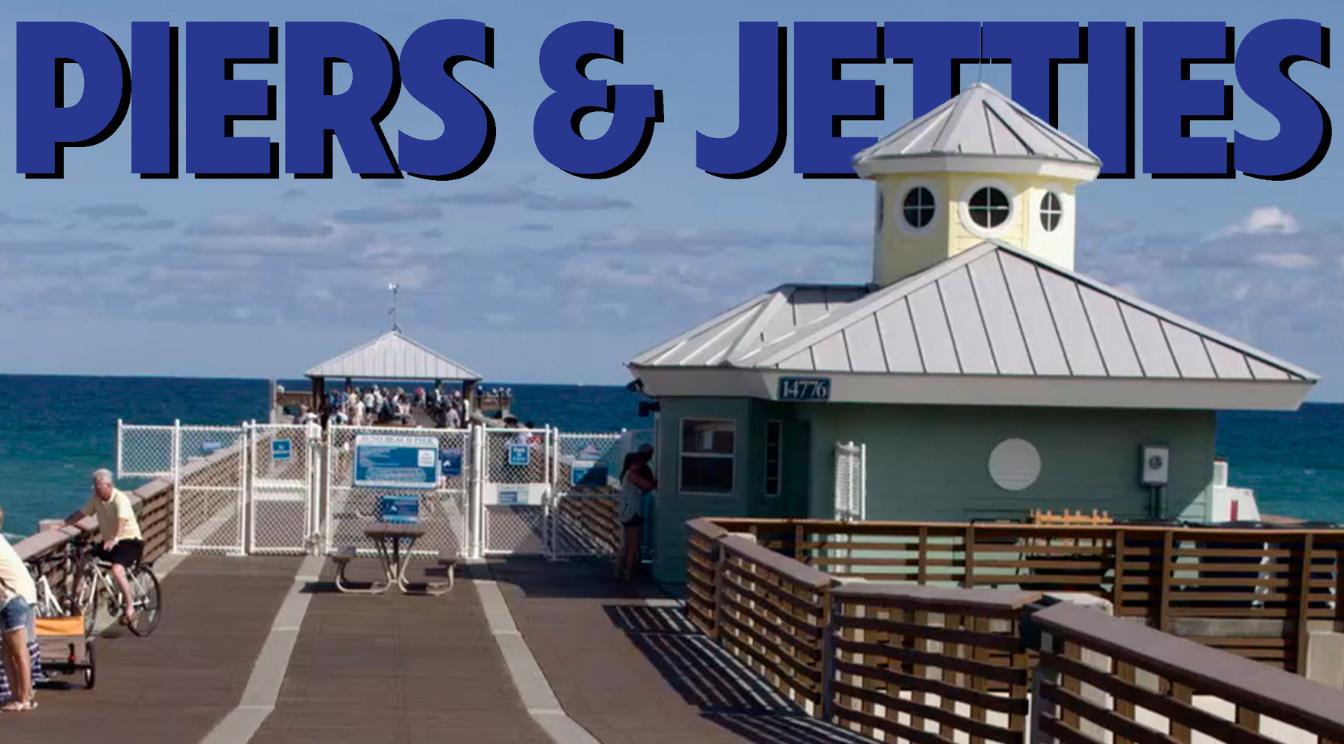 2021 Florida Insider Fishing Report Episode 25 – Piers & Jetties