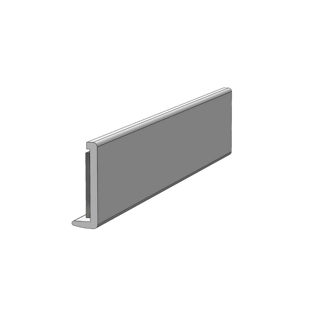 TACO Marine V15-9779WHC50 Flexible Edge Molding front render