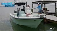 2021 Florida Sportsman Project Dreamboat Ep 7 – Building Custom Hatch Lids & Jack Plate Install Tips